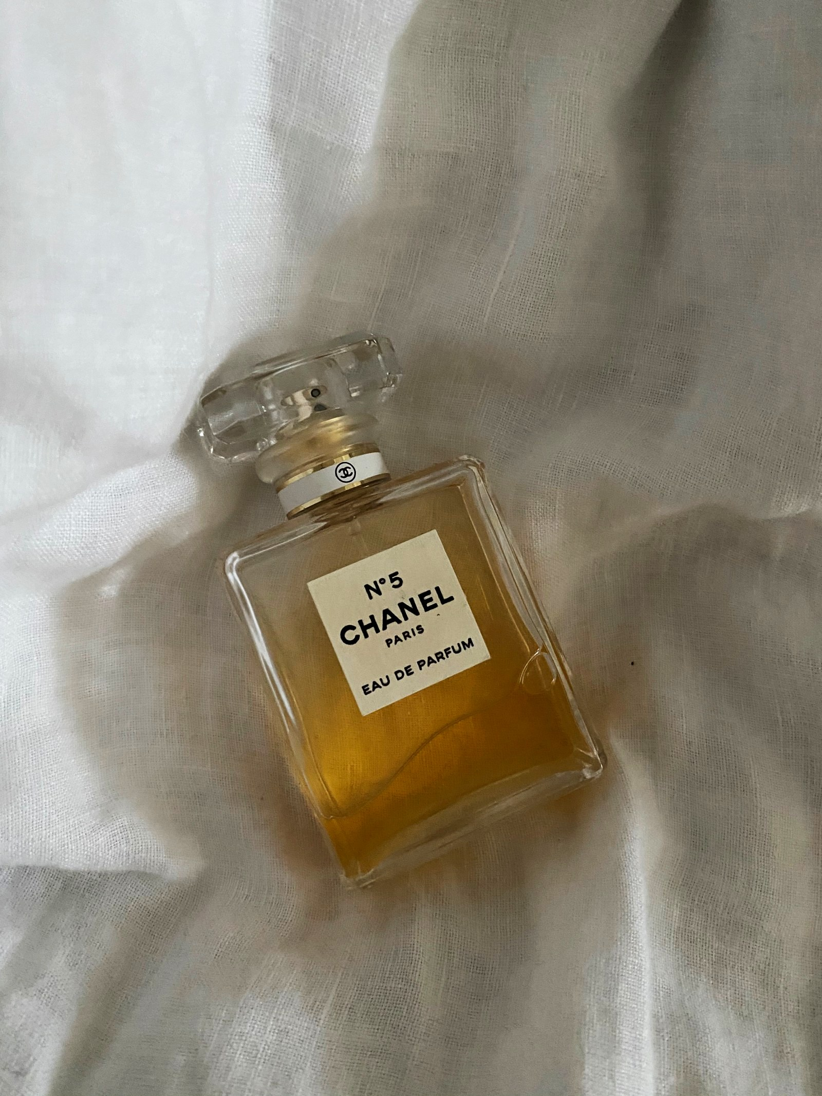 Legendární parfém Chanel N°5